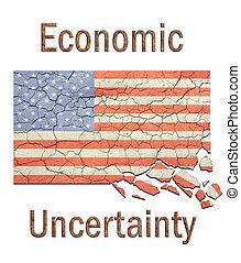 経済, 私達, 不確実