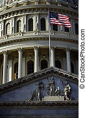 結合した国家, 国会議事堂の 建物