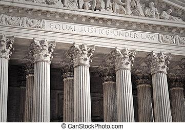 結合した州最高裁判所