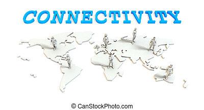 結合性, グローバルなビジネス