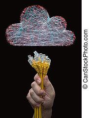 結合性, ネットワーク, 雲, 計算