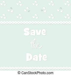 結婚式の招待