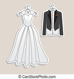 結婚式, アイコン