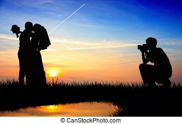 結婚式, カメラマン