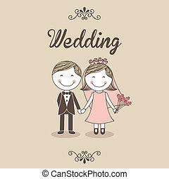結婚式, デザイン