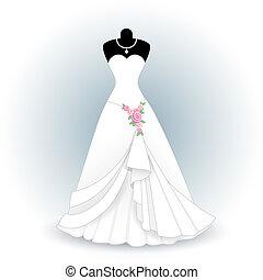 結婚式 服