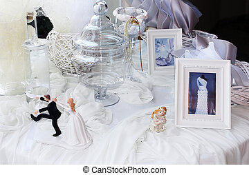 結婚式, 生活, まだ