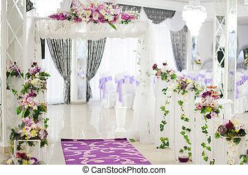 結婚式, 装飾