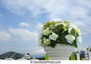 結婚式, 装飾, 概観