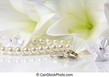 結婚式, 静かな 生命