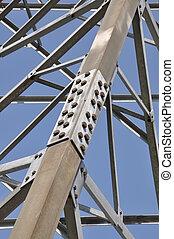 結构, 构架, 鋼