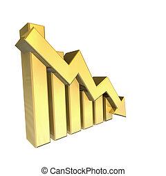 統計數字, 圖表, 金