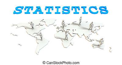 統計量, グローバルなビジネス