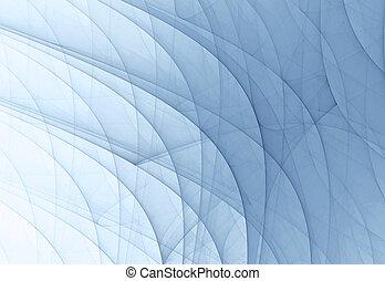 絹のようである, 抽象的, 背景