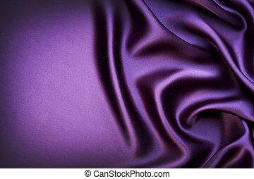 絹, すみれ, 最新流行である, 美しい