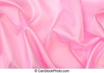絹, ピンク