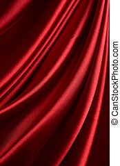 絹, 背景, 美しい, 抽象的