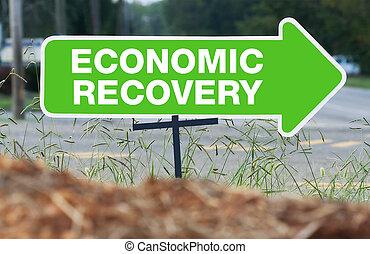 經濟, 恢復, 簽署