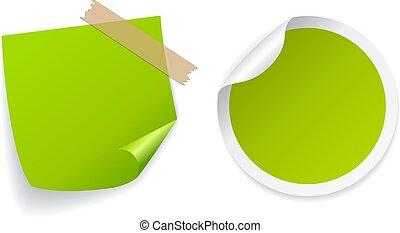 綠色, 屠夫, 三角板, 輪