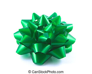 綠色, 弓