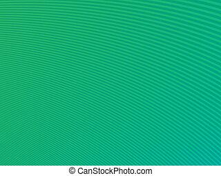 綠色, 草皮