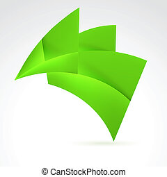 綠色, 設計元素