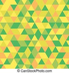 綠色, 黃色的背景