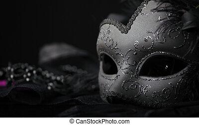 維尼斯人, 面罩