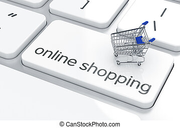 網上 購物, 概念