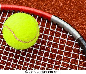 網球, 概念的圖像