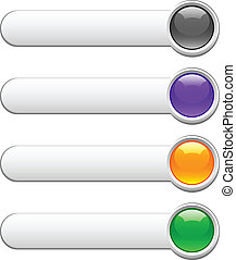 網際網路, buttons.