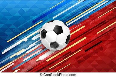 網, スポーツ, ボール, サッカー, 旗, でき事