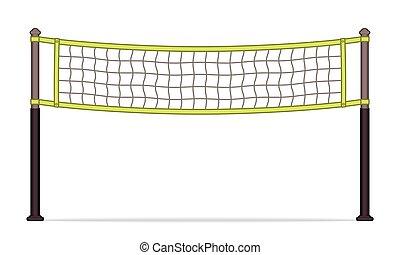 網, バレーボール