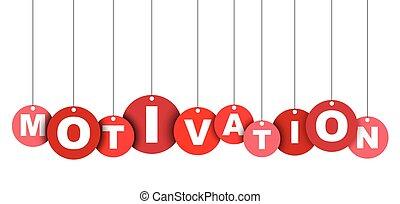 網, ベクトル, これ, 旗, 井戸, 隔離された, イラスト, 要素, タグ, 容易である, 円, adapted, motivation., 赤, design.