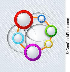 網, ベクトル, 要素を設計しなさい