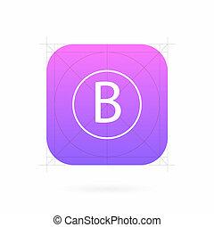 網, 概念, 芸術, 格子, モビール, app, グラフィック, applications., 隔離された, イラスト, 創造的, バックグラウンド。, デザインを設定しなさい, ボタン, テンプレート, interfaces, 指針, 要素, 抽象的, アイコン