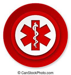 緊急事件, 圖象, 醫院, 簽署