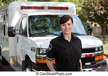 緊急事件, 醫學的工人