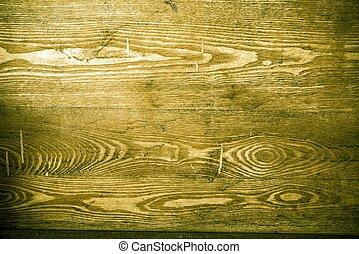 緑がかった, 木, 板