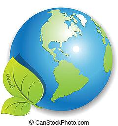 緑の地球, シート