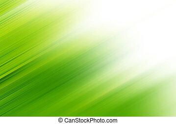 緑の概要, 背景, 手ざわり