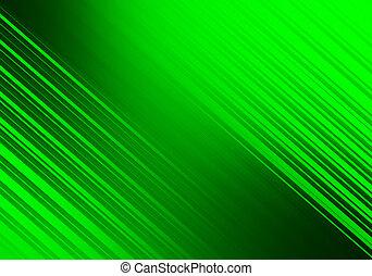 緑の概要, 背景