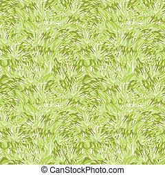 緑の草, 手ざわり, seamless, パターン, 背景