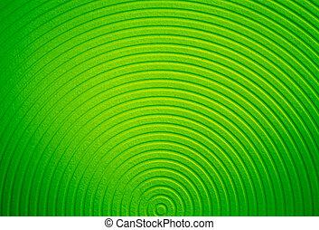 緑, カーブ, 手ざわり