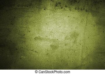 緑, グランジ