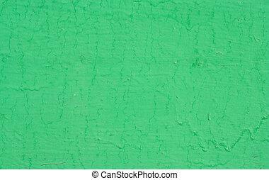 緑, グランジ, 背景