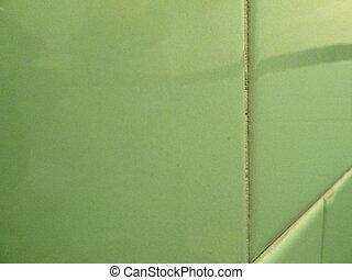 緑, タイル