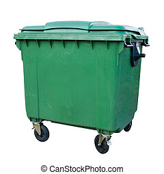 緑, リサイクリング容器