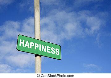 緑, 幸福, 印