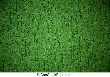 緑, 手ざわり